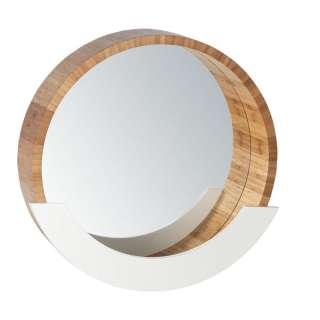 Finja Bambus ogledalo R35cm