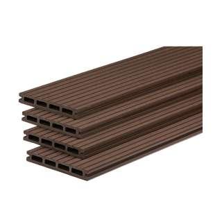WPC decking daska 290x14 Chocolate
