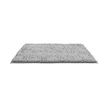 Chenille Prostirka Light Grey 50x80cm