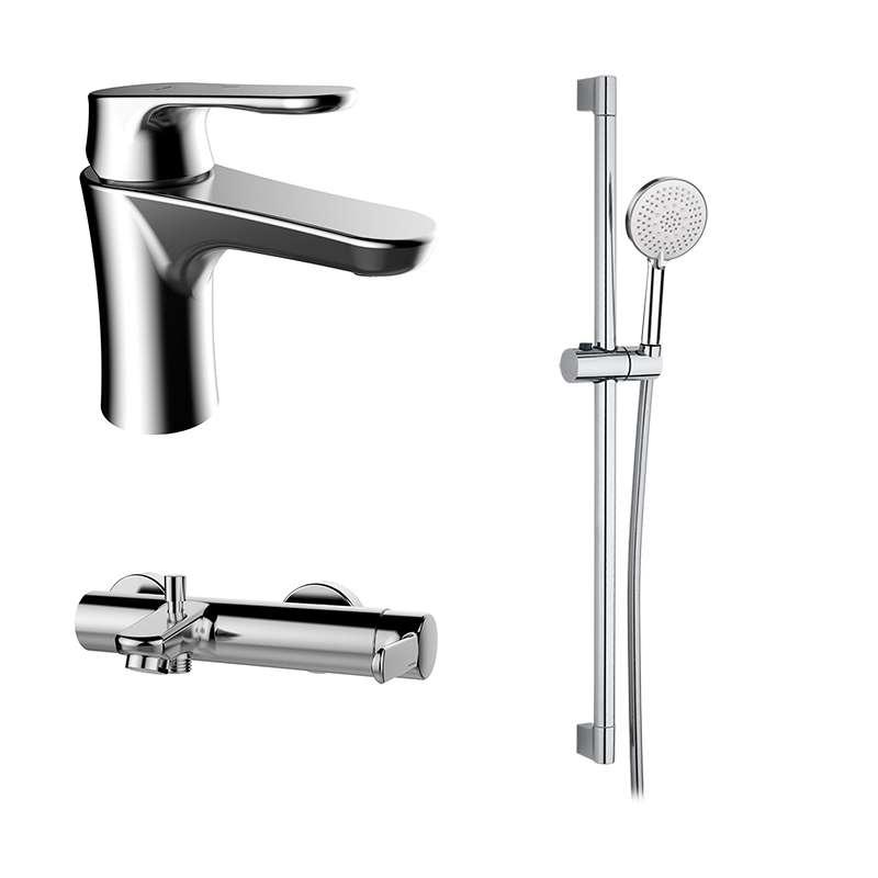 E-plus set baterija za kupatilo