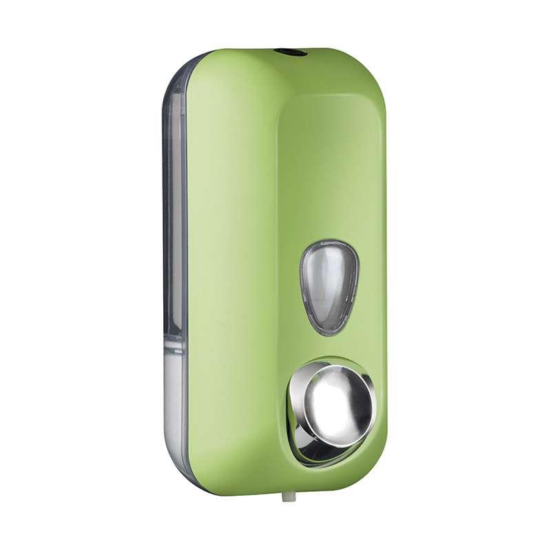 Dozator za tečni sapun 0.55l zeleni