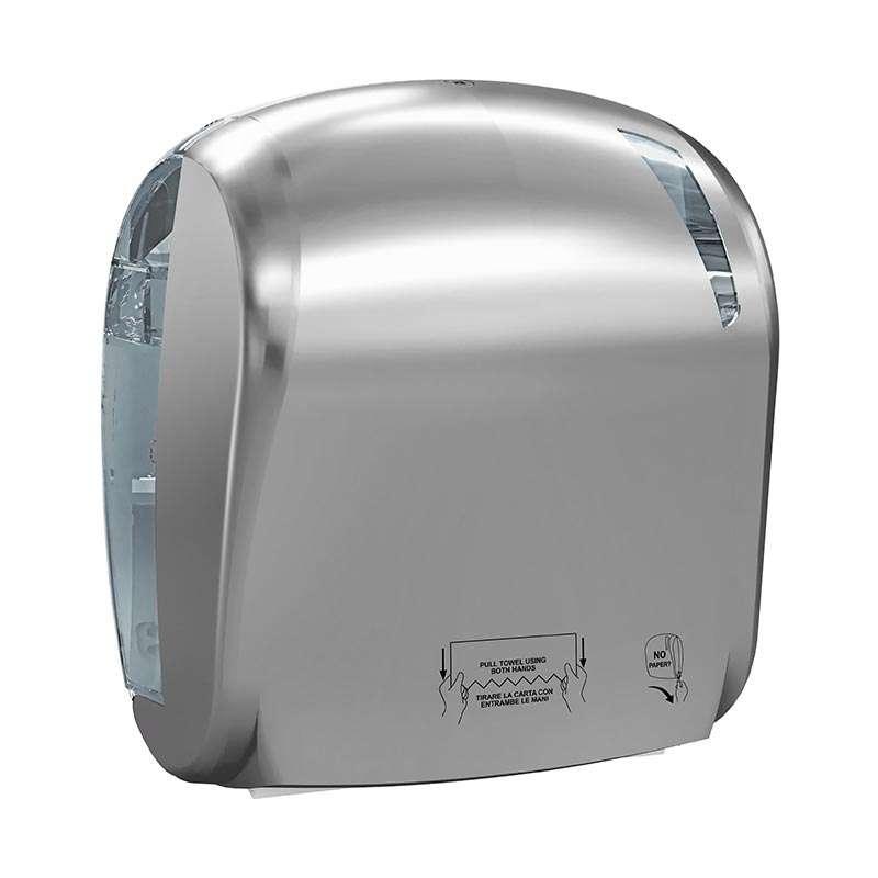 Dispenzer za ubruse autocut mini titanium