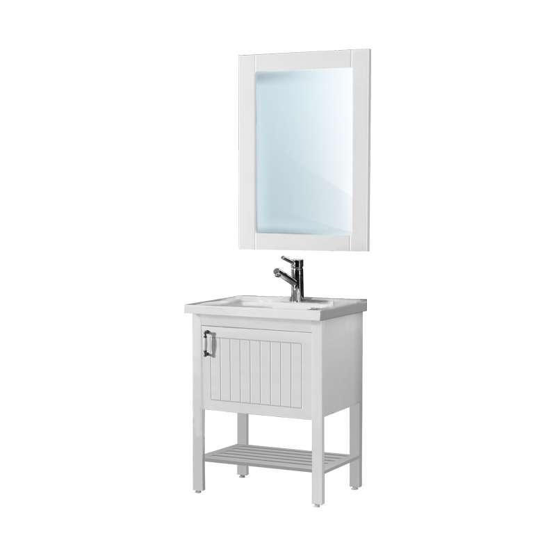 Efes ormarić sa umivaonikom i ogledalom 60cm