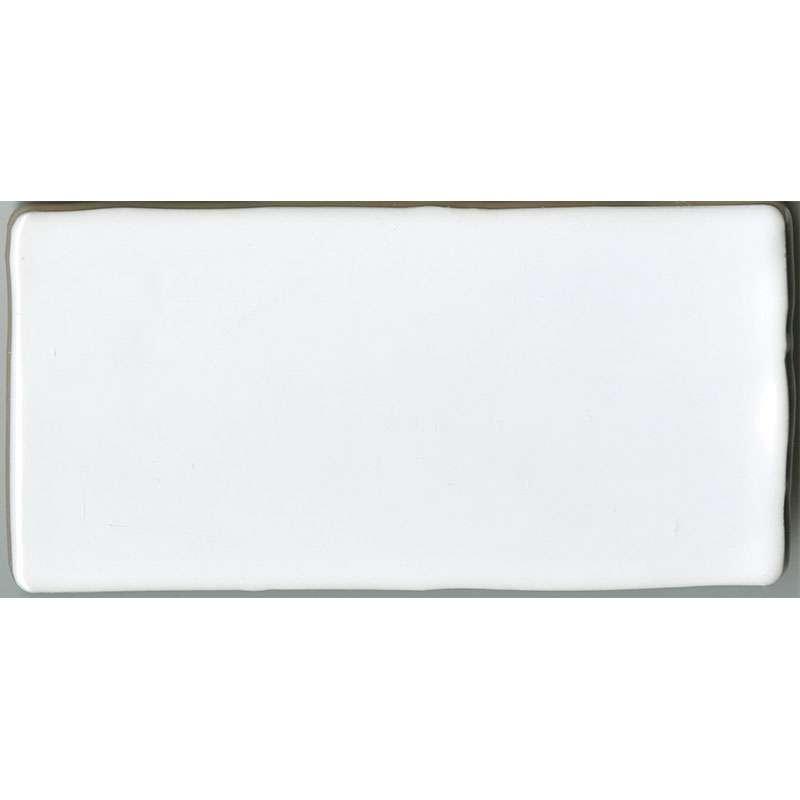 Atelier White Glossy 7.5x15cm