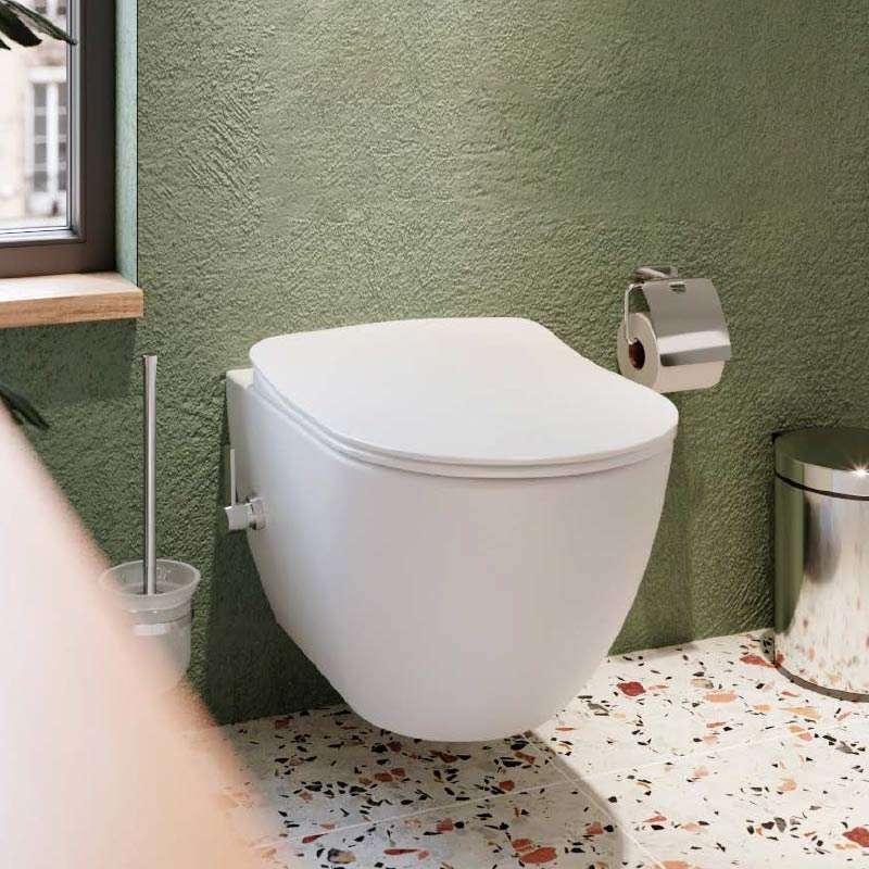 Free konzolna WC šolja sa integrisanim bideom