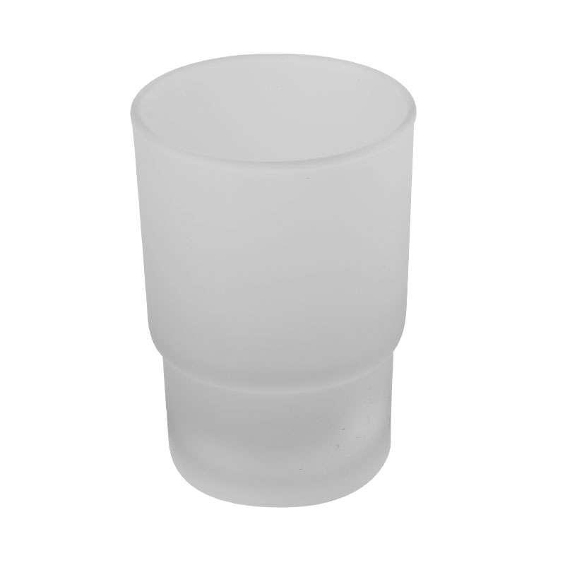 Staklena čaša za četkice