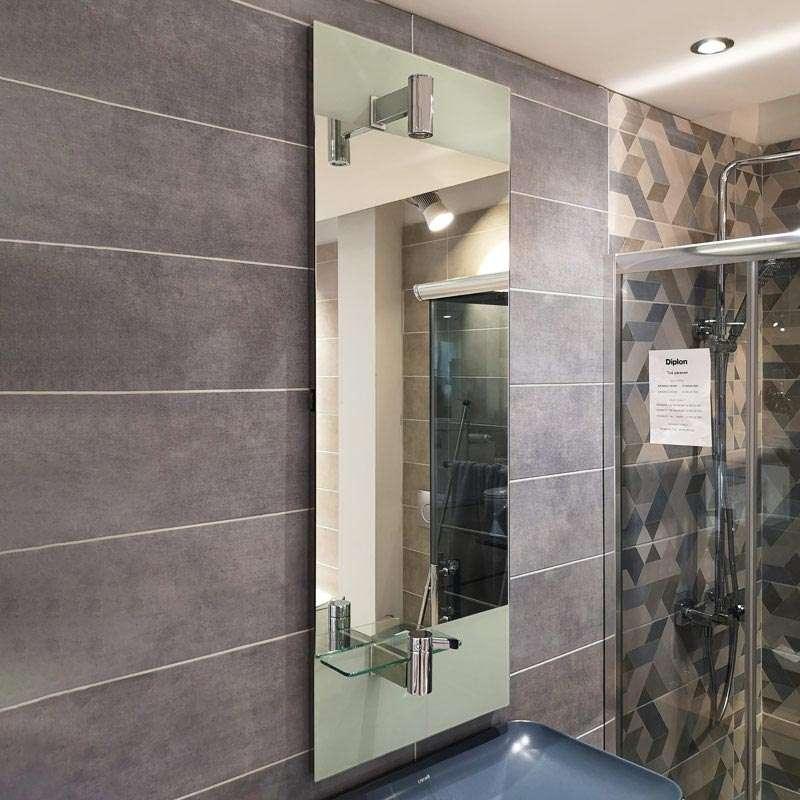 Ogledalo za kupatilo sa svetlom Tonic Guest
