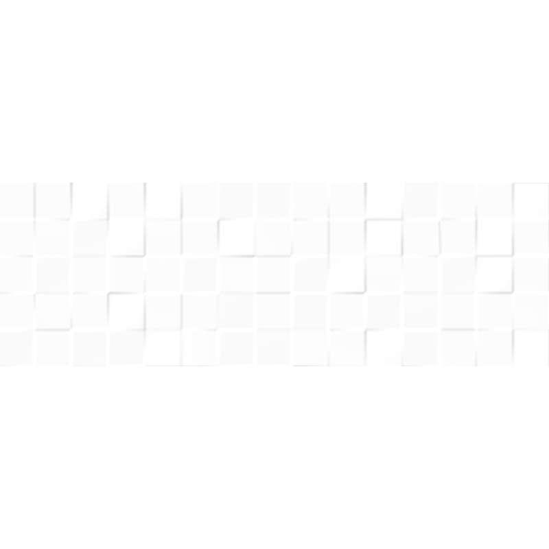 Joy Mosaic 3D White 60x20cm