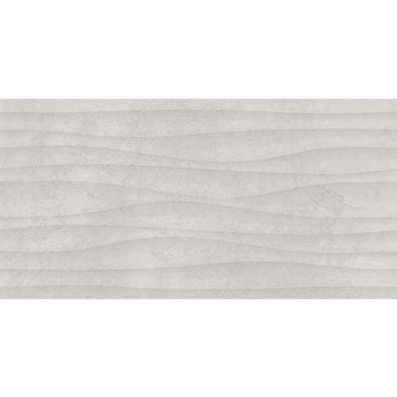 Soft Onda 3D Grey 60x30cm