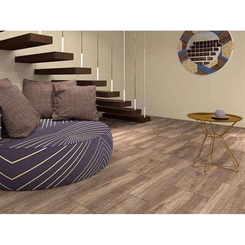 Feeling Floor Marrone 60x30cm