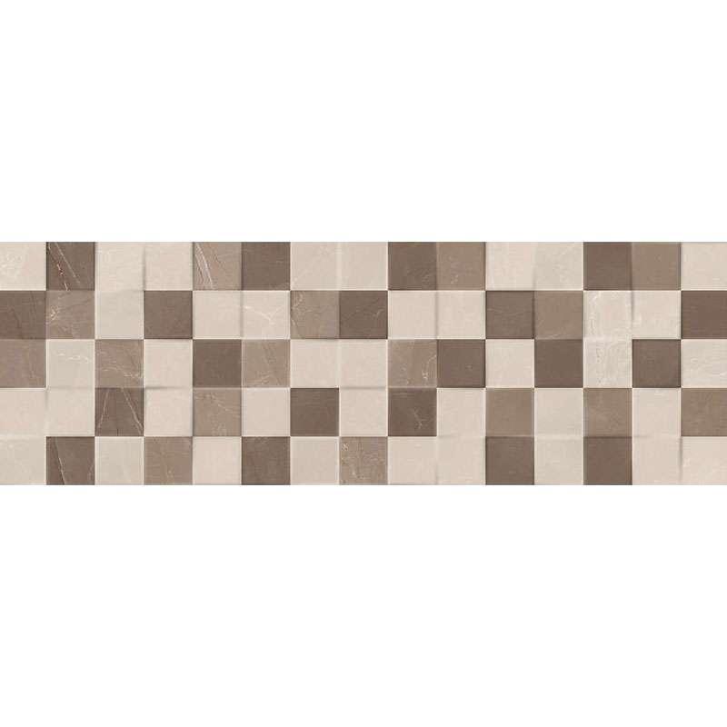 Elegant Mosaic 3D Crema 60x20cm