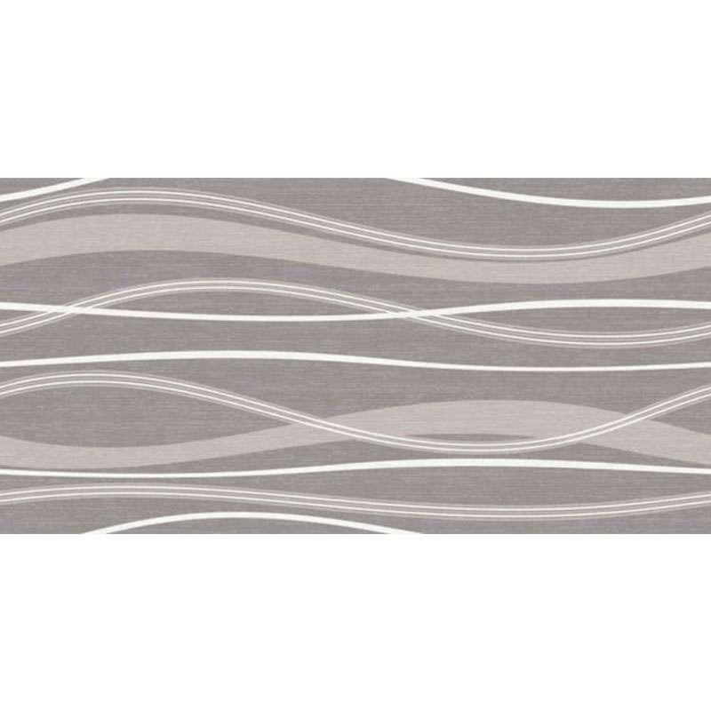 Waves Graphite 50x25cm