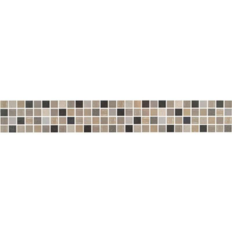 Mosiaco Allegra Grigio listela 50x7cm