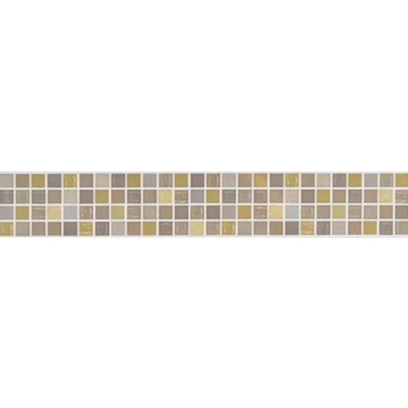 Mosaico Allegra Pistacio listela 50x7cm