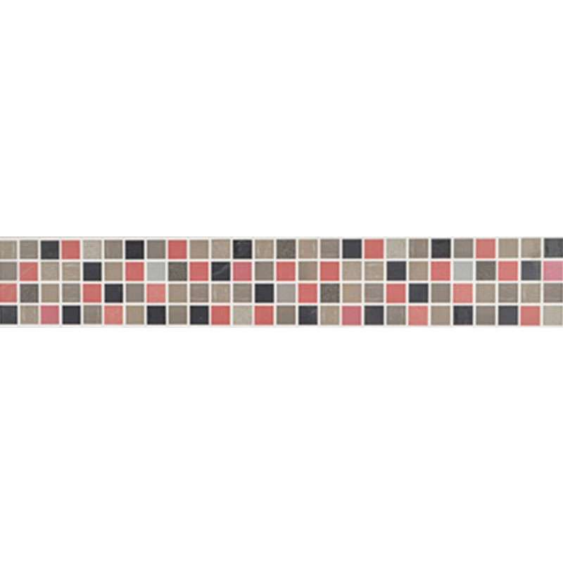 Mosaiko Allegra Lila listela 25x7cm