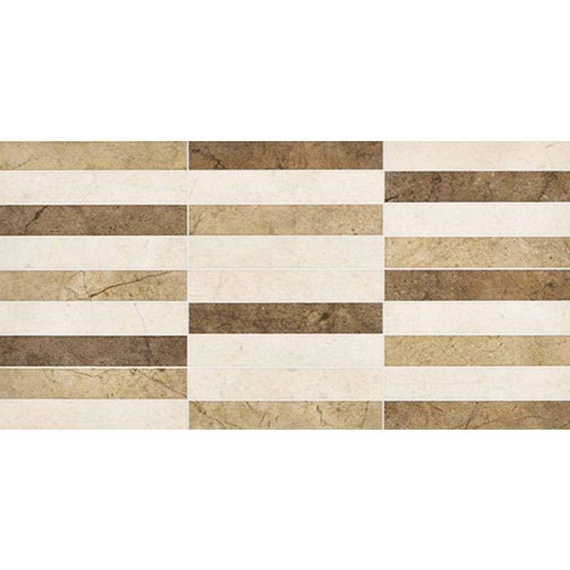 Marfil Mosaico 50x25cm
