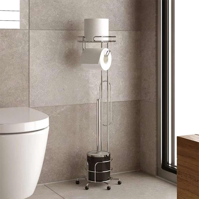 WC četka i držač toalet papira MG096
