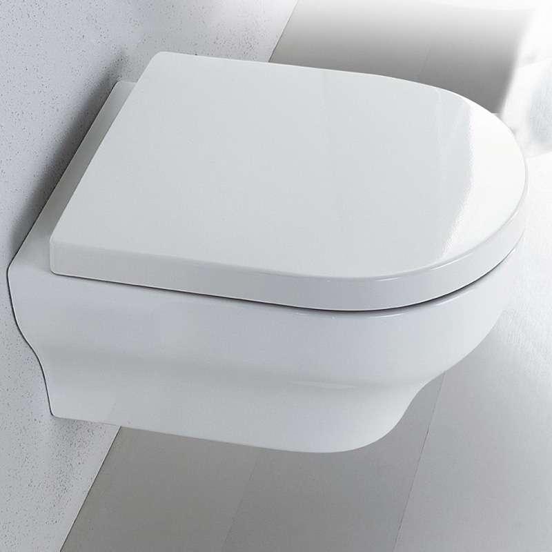 Clear konzolna WC šolja