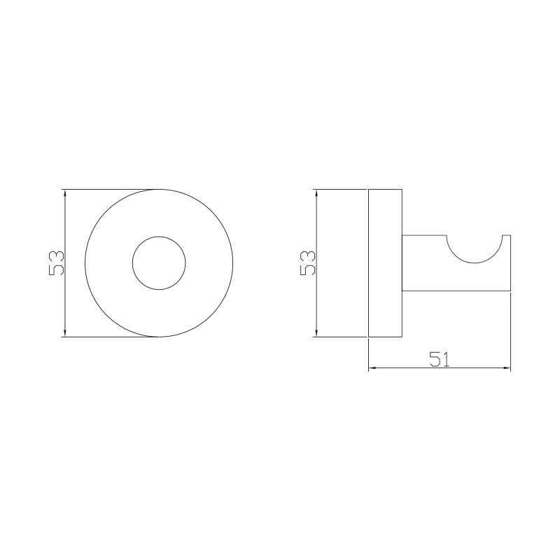Garderobna vešalica SE30121-1