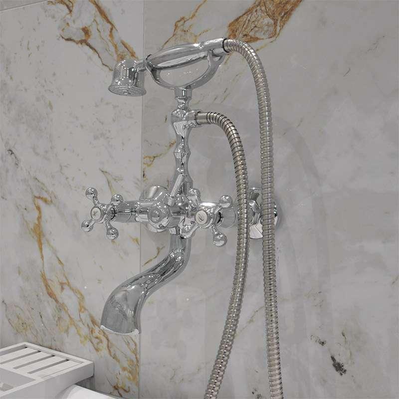 Retro baterija za kadu ST03161-1