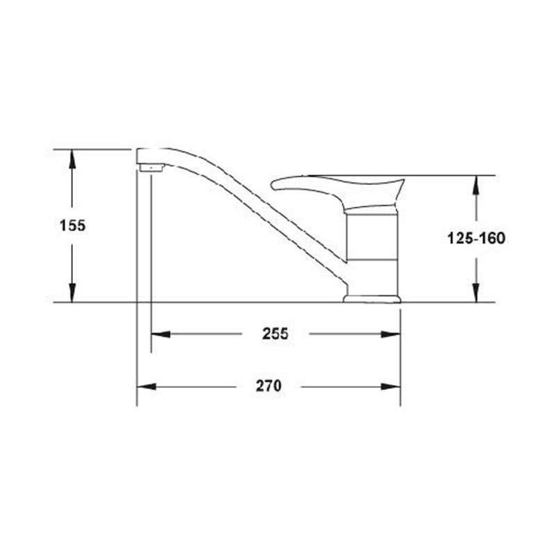 Baterija za sudoperu ST0324/3