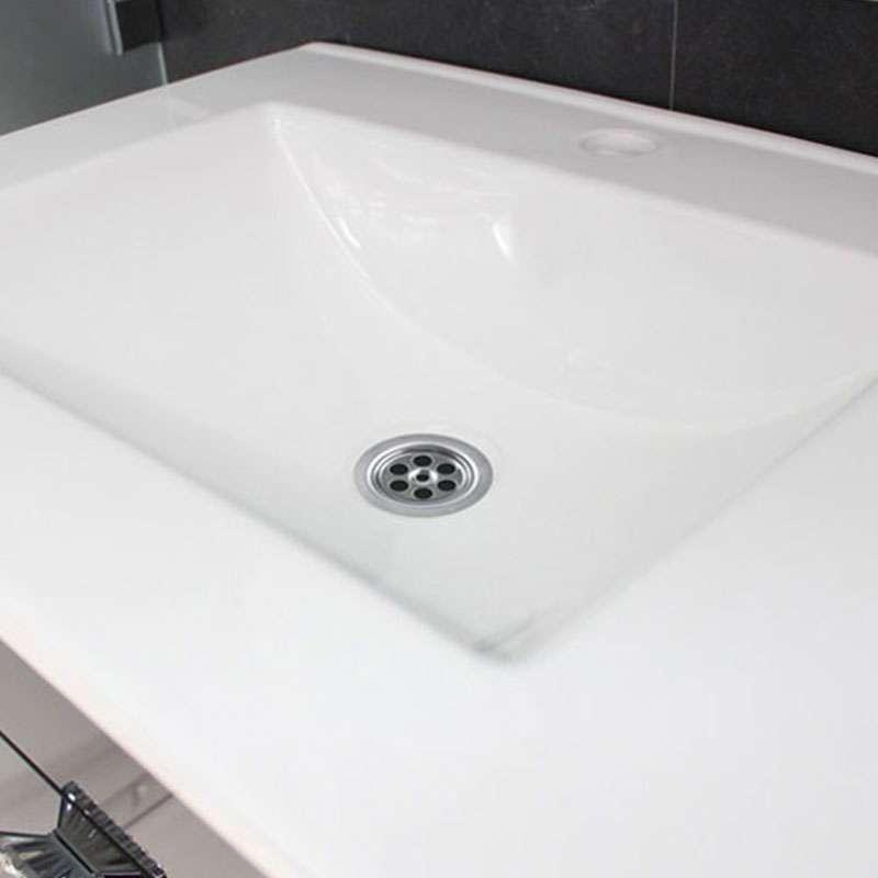 Sifon za lavabo sa inox vijkom