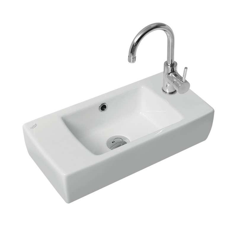 City nadgradni lavabo 25cm 1500U