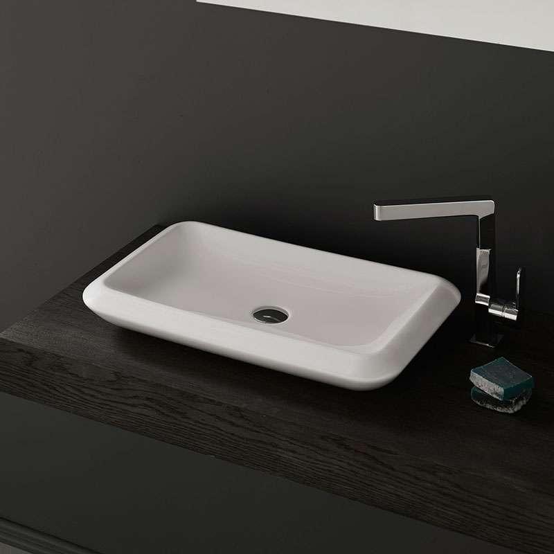 More lavabo 75700 65cm