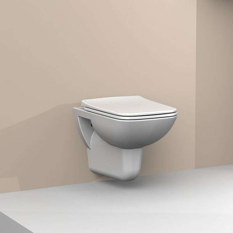 Duru konzolna WC šolja sa bide funkcijom