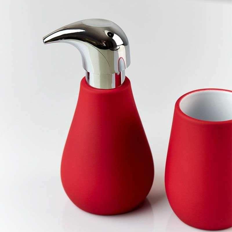 Sydney dozator za tečni sapun Red