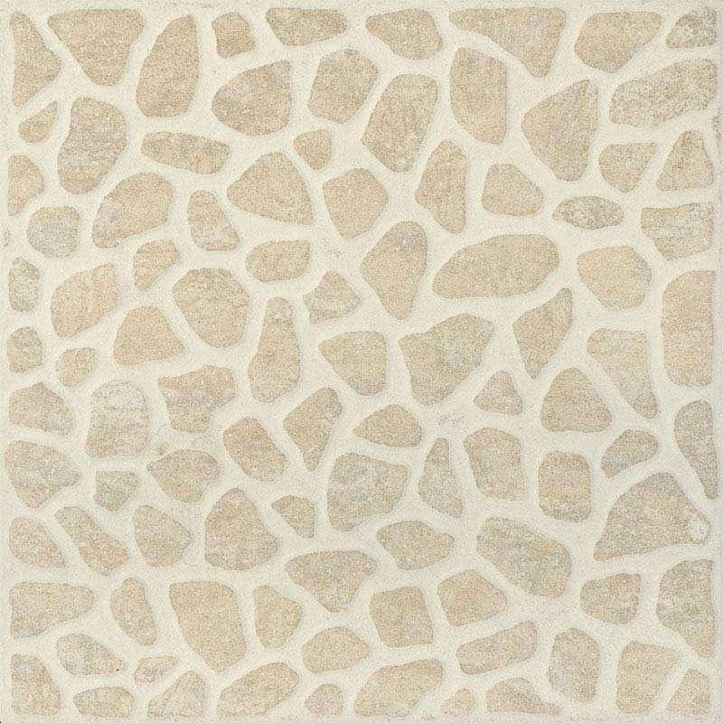 Pebbles Beige Rustic 33x33cm