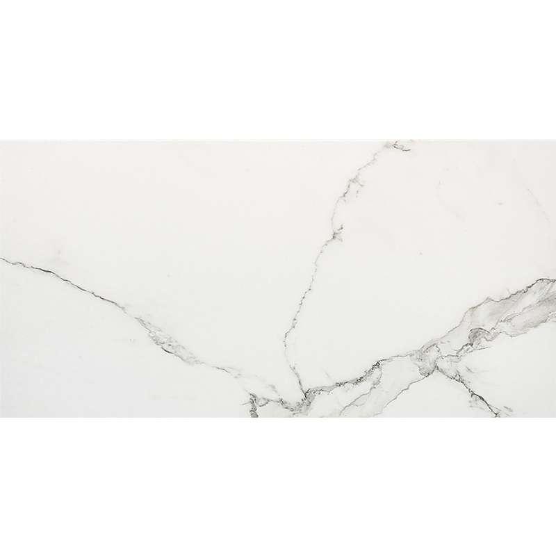 Marble Statuario Lappato 60x30cm